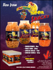 Moon Snacks