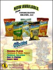 OBoisie Potato Chips