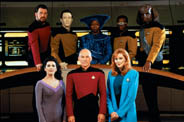 Cast of STNG