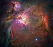 at 1344 light years the closest region of massive star formation to Earth